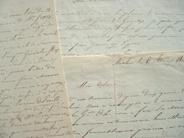 Inspection du régiment d'Antibes..