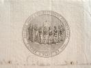 La Société pour l'enseignement élémentaire évalue les écoles.. Louis (Aloïsius) Gaultier (abbé) (1746-1818) Pédagogue, inventeur de la méthode de ...