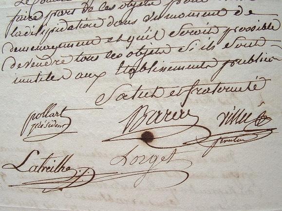 Les hôpitaux de Franciade (Saint-Denis) déménagent.. Bertrand Barère de Vieuzac (1755-1841) Constituant et conventionnel, membre du Comité de ...