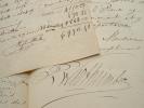 La contralto Palmyre Wertheimber savoure son succès à Toulouse.. Palmyre Wertheimber (1832-1917) Chanteuse lyrique (contralto) de l'opéra et ...