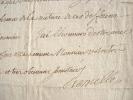 Le lieutenant de police de Louis XV s'informe sur les prisons du royaume.. Louis Hyacinthe Crémilles (Boyer de) (1700-1768) Lieutenant général de ...