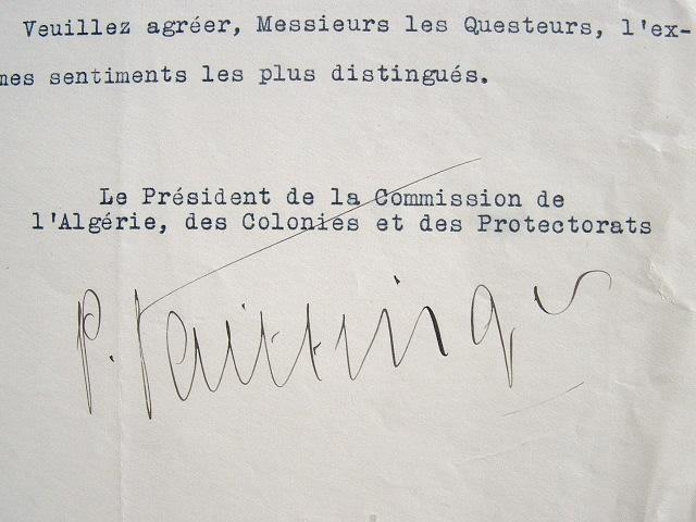 Pierre Taittinger veut entendre le ministre des Colonies.. Pierre Taittinger (1887-1965) Député, fondateur des Jeunesses patriotes (1924), et de la ...