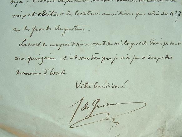 L'explorateur et naturaliste Jules de Guerne donne son avis.. Jules Guerne (de) (1855-1931) Naturaliste et explorateur du grand Nord, il prend part ...