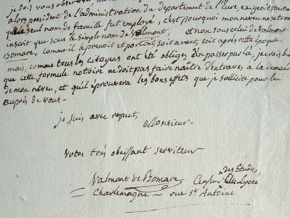 Valmont de Bomare et sa famille victimes des excès révolutionnaires.. Jacques Christophe Valmont de Bomare (1731-1807) Naturaliste, minéralogiste et ...