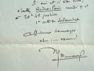 Maurice Emmanuel fait entendre Salamine à la T.S.F.. Maurice Emmanuel (1862-1938) Compositeur.