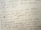 Alphonse Karr vend les droits de ses ouvrages.. Alphonse Karr (1808-1890) Romancier et journaliste pamphlétaire.