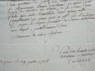 L'abbé Talbert fait ses comptes.. François Xavier Talbert (1728-1805) Prédicateur et écrivain catholique, il avait traité, concurremment avec ...
