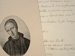 Le Supérieur des Jésuites, le père Roothaan, salue la bravoure des Français.. Jean-Philippe Roothaan (1785-1853) Supérieur général de la Compagnie de ...