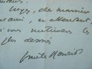 Emile Henriot soumet La Flamme et les Cendres.. Emile Henriot (1889-0) Ecrivain et critique. Membre de l'Académie française (1945).