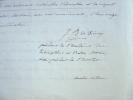 Berger de Xivrey s'en remet à l'Empereur.. Jules Berger de Xivrey (1801-1863) Historien et érudit, bibliothécaire à l'Arsenal puis à la B.N., membre ...