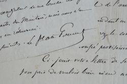 Pourcet reçoit le secours de Chanzy pour l'armée de la Loire.. Joseph Auguste Jean Marie Pourcet (1813-1886) Général et homme politique, commandant le ...