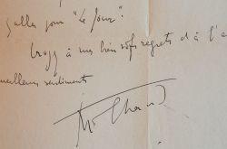 Darius Milhaud à la générale d'Enesco.. Darius Milhaud (1892-1974) Compositeuretvioloniste français. Ami d'Erik Satie, Jean Cocteau et Paul Claudel. ...