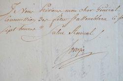 Le général Songis fait réunir la commission des fêtes au Caire.. Nicolas François Songis des Courbons (1761-1810) Général de l'Empire, commandant en ...