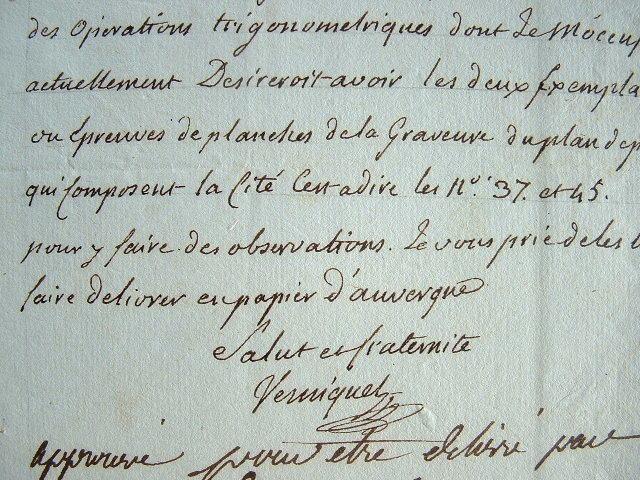 L'architecte Edme Verniquet termine le Grand Atlas de Paris.. Edme Verniquet (1727-1804) Architecte du Jardin du Roi, il réalisa un monumental Atlas ...