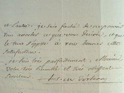 L'évêque d'Orléans, Jarente de La Bruyère, s'oppose à une promotion.. Louis Sextius Jarente de La Bruyère (de) (1706-1788) Evêque de Digne (1747) puis ...