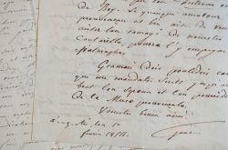 Le félibre Jean-Baptiste Gaut entièrement dévoué à son ami Pierre Bellot.. Jean-Baptiste Gaut (1819-1891) Félibre, membre de l'Académie d'Aix.