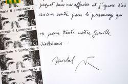 Michel Butor ne se reconnaît plus.. Michel Butor (1926-0) Romancier, essayiste et poète, l'un des instigateurs du nouveau roman.