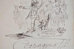 Souvenir d'une expédition à Keppel (Canada) en 1878..