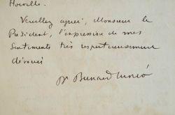 Le Dr Bernard Cunéo nommé à Deauville.. Bernard Cunéo (1873-1944) Chirurgien, membre de l'Ac. de médecine (1933), fondateur du Journal de Chirurgie ...