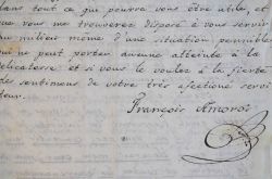 Le précurseur de la gymnastique, Francisco Amoros, met les choses au point.. Francisco Amoros (1770-1848) Précurseur de la gymnastique éducative, il ...