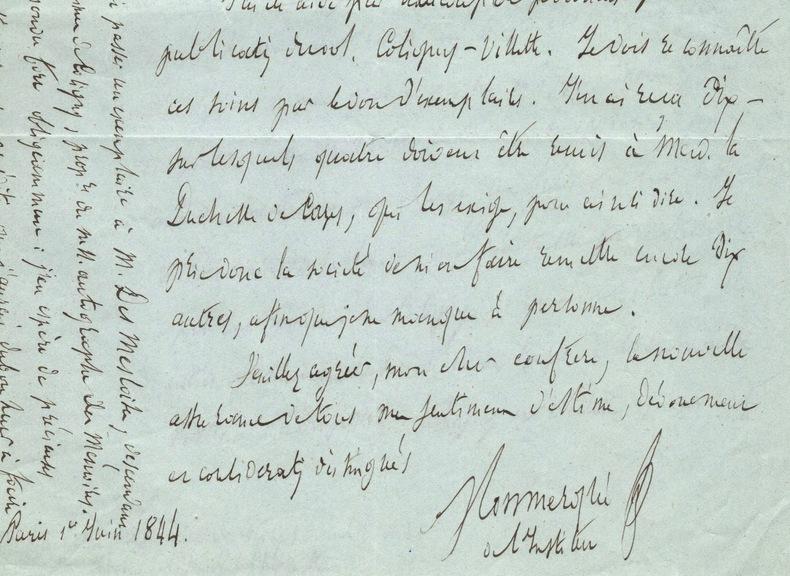 Monmerqué publie les Mémoires de Coligny et de Villette.. Louis Monmerqu? (1780-1860) Magistrat, érudit, historien et collectionneur. Il publie avec ...