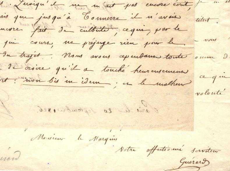 Benjamin Guérard occupé à vider la bibliothèque.. Benjamin Guérard (1797-1854) Historien médiéviste, conservateur au département des manuscrits de la ...