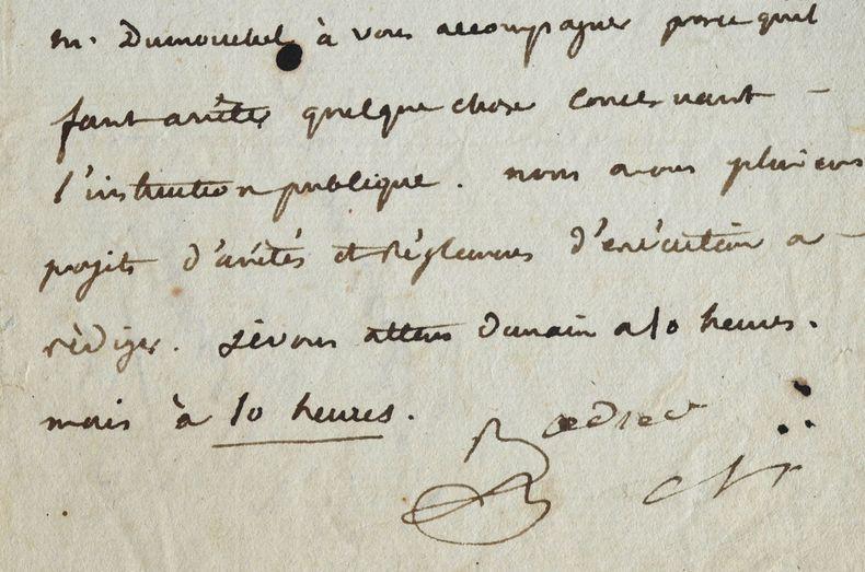 Roederer réfléchit à l'organisation de l'Instruction Publique.. Pierre-Louis Roederer (1754-1835) Constituant, conseiller d'Etat chargé de ...