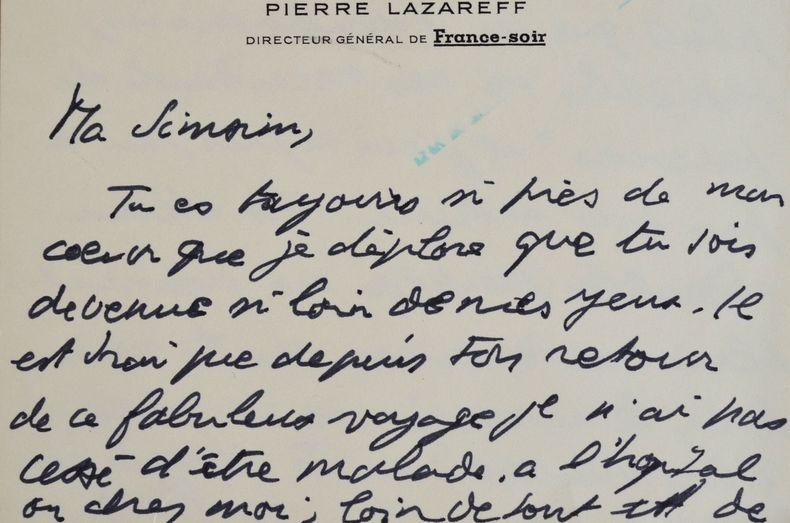 """Pierre Lazareff subit les séquelles de ses """"accidents de parcours"""".. Pierre Lazareff (1907-1972) Journaliste et patron de presse, pionnier de ..."""