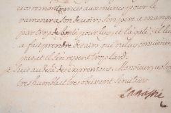 L'ambassadeur de Louis XV à Florence ravi de ses précieux miroirs.. Pierre Balthazard La Bastie (marquis Fogasses de) (1663-1752) Diplomate, ...
