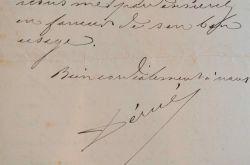 François Jules Dérué publie son ouvrage sur l'escrime dans l'armée.. François Jules Dérué (1835-1922) Escrimeur et officier, auteur d'ouvrages sur ...