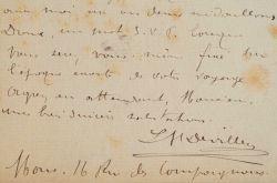 L'archéologue Léopold Devillers propose ses services.. Léopold Devillers (1830-1910) Historien et archiviste belge, membre de la Commission royale ...
