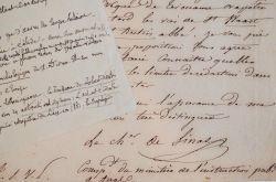 Le médiéviste Charles-Louis de Linas souhaite écrire la Vie des Saints.. Charles-Louis Linas (de) (1812-1887) Médiéviste et archéologue, il est membre ...