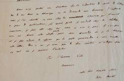 L'orientaliste Jules Mohl cherche un ouvrage sur la Poste.. Jules Mohl (1800-1876) Orientaliste allemand naturalisé français, membre de l'Académie des ...