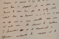 L'orientaliste Jules Mohl donne des nouvelles d'un voyage à Istanbul.. Jules Mohl (1800-1876) Orientaliste allemand naturalisé français, membre de ...