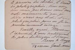 L'anthropologue Joseph de Baye et les Ostiaks.. Joseph Baye (de) (1853-1931) Archéologue et anthropologue, il voyage inlassablement en Russie d'où il ...