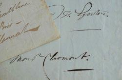 Les comptes de l'excentrique Francis Henry Egerton, comte de Bridgewater.. Francis Henry Egerton (1756-1829) Naturaliste et antiquaire, également ...
