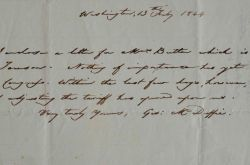 Le Sénateur américain George McDuffie suit les séances du Congrès.. George McDuffie (1790-1850) Gouverneur de Caroline du Sud, élu à la Chambre des ...