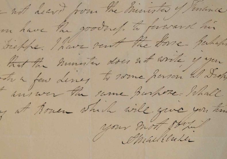 Le Général MacKenzie sans nouvelles du Ministre des Finances.. Mackenzie (1768-1833) Il prend part, en 1809, à la Bataille de Talavera, qui oppose les ...