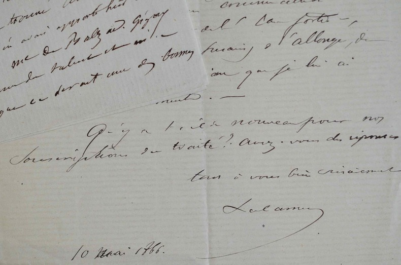 Le graveur Maxime Lalanne chez la veuve de Balzac.. Maxime Lalanne (1827-1886) Dessinateur, il se spécialise dans la gravure et l'illustration. Il est ...