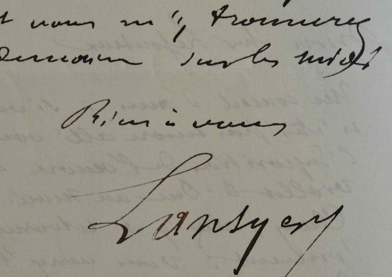 Le peintre Emmanuel Lansyer s'enthousiasme pour l'oeuvre de son maître, Viollet-le-Duc.. Emmanuel Lansyer (1835-1893) Peintre. Élève de Viollet-le-Duc ...