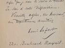 L'aquafortiste Henri Lefort se réjouit de rencontrer M. Monod.. Henri Lefort (1852-1916) Spécialisé dans la gravure à l'eau-forte, il a été l'élève de ...