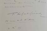 Le peintre breton Fernand Le Gout-Gérard expose à Monaco.. Fernand Le Gout-Gérard (1854-1924) Peintre et dessinateur, il se consacre à l'art après une ...