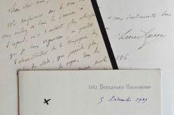 Léon Aucoc soutient la candidature d'Alfred de Foville à l'Ac. des Sc. Morales et Politiques.. Léon Aucoc (1828-1910) Jurisconsulte et ...