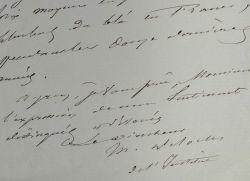 Le numismate et historien Maximin Deloche fournit des renseignements.. Maximin Deloche (1817-1900) Historien et numismate, il poursuit une carrière ...