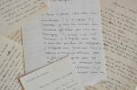 Emile Levasseur évoque son désaccord pour les élections à l'Institut.. Émile Levasseur (1828-1911) Économiste, il est également historien, ...