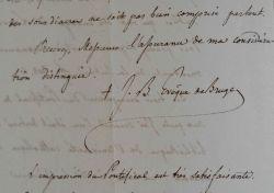 L'évêque de Bruges s'adresse à ses éditeurs.. Jean-Baptiste Malou (1809-1864) Titulaire de la Chaire de théologie dogmatique à l'Université de ...