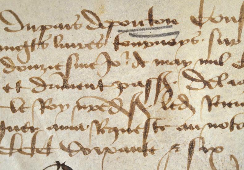 Le capitaine des francs-archers du Poitou reçoit ses gages en 1466..