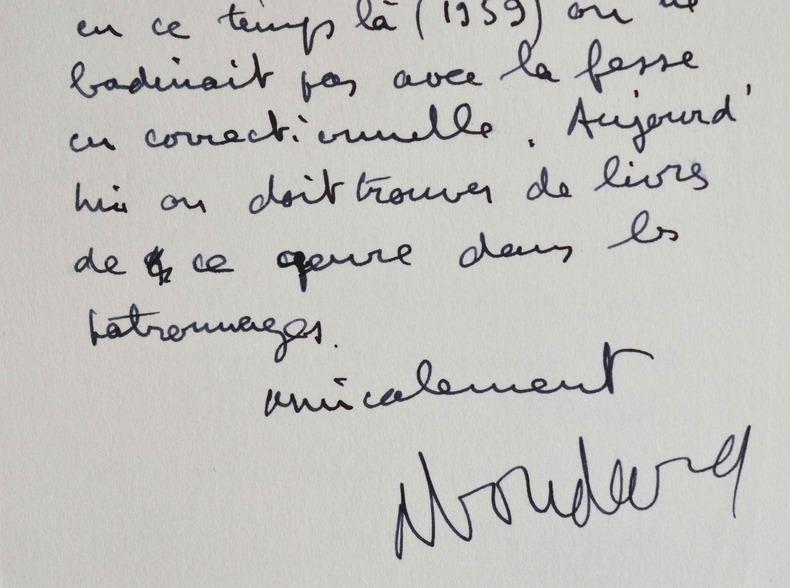 Alphonse Boudard condamné pour son roman érotique.. Alphonse Boudard (1925-2000) Romancier, il utilise une langue drue, nourrie de l'argot et du ...