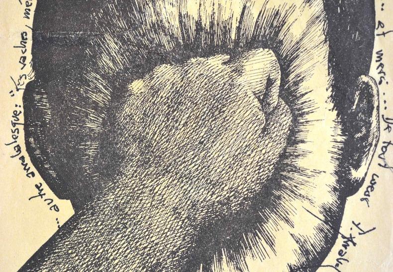 """Une """"arrabalesque"""" de Fernando Arrabal.. Fernando Arrabal (1932-0) Ecrivain et cinéaste espagnol, proche des Surréalistes, satrape du Collège de ..."""