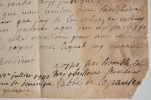 L'Abbé Guillaume de Plantavit de La Pause s'adresse à Ponchartrain.. Guillaume La Pause (de Plantavit de) (1684-1760) Abbé de Margon (Hérault), il est ...